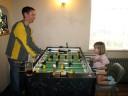 Foosball & Sofia