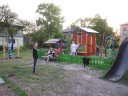 Evening at the Playground