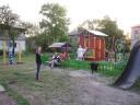 Evening at the Playground