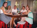 Supper in Sofievka